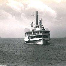 Image of 1977.218.3875 - 840. Steamer Ticonderoga, Lake George