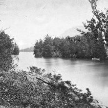 Image of 1977.218.4132 - 928. Paradise Bay, Lake George