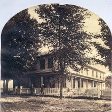 Image of 1977.218.4403 - 991. Harris House, Lake George