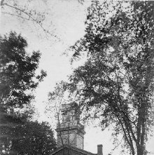 Image of 1977.218.4405 - 991. First Baptist Church, Glens Falls.