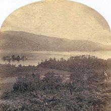 Image of 1977.218.0443 - 84. Lake George, N. W. from Hulett's Landing