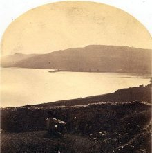 "Image of 1977.218.4488 - 1043. Ft. Ti.- Mount Defiance. See p. 46, ""Ticonderoga Illustrated."""
