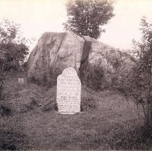 Image of 1977.218.4645 - 1033. John Brown's Grave, North Elba