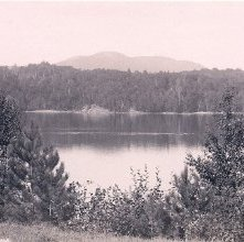 "Image of 1977.218.4746 - 1084. Long Lake, ""The Owl's Head"""