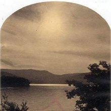 Image of 1977.218.5147 - 1371. Morning - Green Island, Lake George