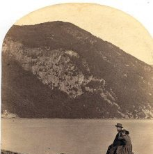 Image of 1977.218.5251 - 1543. The Hudson River- Old Cro' Nest, from Cold Spring