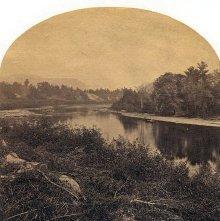 Image of 1977.218.5360 - Hudson River near Luzerne