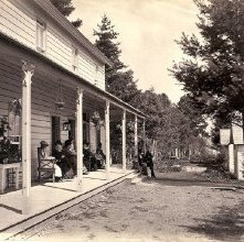 Image of 1977.218.5391 - Taylor House, Schroon Lake