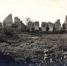 Image of 1977.218.5802 - Ruins of Fort Ticonderoga