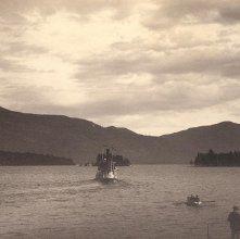 Image of 1977.218.5853 - Steamboat on Lake George