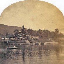 Image of 1977.218.0602 - 136. Kattskill House, Lake George