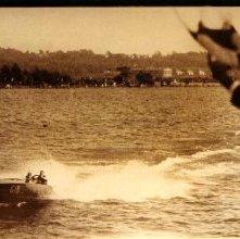 Image of 1978.003.0131 - Gold Cup Races, Lake George. El Legarto, 1933.