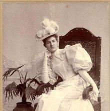 Image of 1978.003.0741 - Mrs. Elizabeth Rockwell Windsor, February, 1895