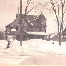 Image of 1978.003.2145 - Thomas Foulds Residence, February 12, 1910