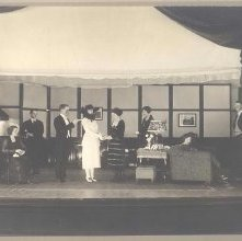 Image of 1978.003.2185 - Glens Falls Academy Play
