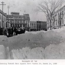 Image of 1978.003.2191 - Blizzard of 1888
