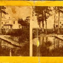Image of 1980.002.0002 - Fourteen Mile Island, Lake George