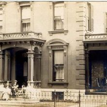 Image of 1980.081.0063 - Abraham Wing Home, Warren Street