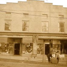 Image of 1982.032.0002 - N.B. Dawley Cut Rate Cash Store