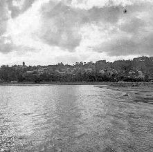 Image of 1982.035.0204 - Port Henry, Lake Champlain