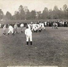 Image of 1982.035.0090 - Foot-ball. Cornell vs. Rochester, October 19, 1889.