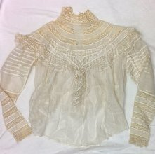 Image of Wedding Dress - 1983.015.0004