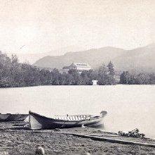 Image of 1983.083.0013 - Lake Placid House, Adirondacks