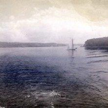 Image of 1983.083.0022 - 148. Hudson River, Below Hudson