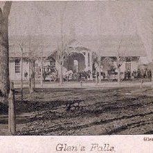 Image of 1983.084.0173 - Glens Falls Station.