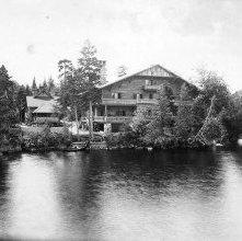 Image of 1983.084.0213 - Sagamore Lodge