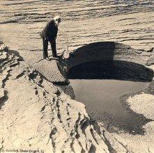 Image of 1983.084.0238 - Devil's Punch Bowl, Glens Falls.