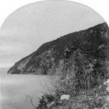 Image of 1983.084.0325 - Rogers' Rock, Lake George