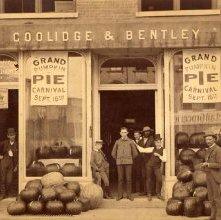 Image of 1992.049.0001 - Coolidge & Bentley