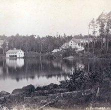 Image of 1996.030.0251 - 65. Paul Smith's, St. Regis Lake, Adirondacks