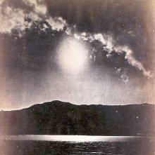 Image of 1996.030.0254 - 119. Moonlight on Lake George