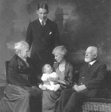 Image of 1997.028.0026 - Thomas Coolidge Sherman & son Jr., Baby Art Sherman