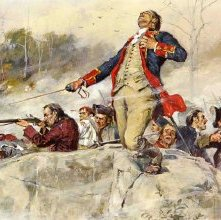 Image of Death of Colonel Ephraim Williams - 2000.025.0009