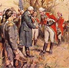 Image of Surrender of Burgoyne - 2000.025.0012