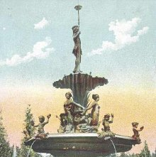 Image of 2003.015.0001 - Neptune Fountain