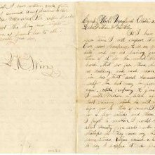 Image of 2006.002.0007 - Letter