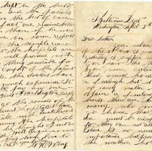 Image of 2006.002.0012 - Letter