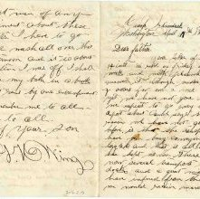Image of 2006.002.0014 - Letter