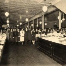 Image of 2008.020.0001 - Interior of Woolworth's Store