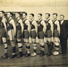 Image of 1976.119.0037 - Boys Basketball Team