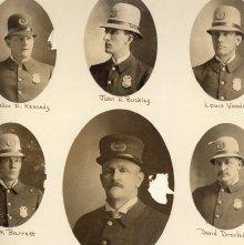 Image of 1984.009.0070a-j - 1901 Glens Falls Police Department.