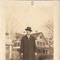 Image of James E. Hall - 1924.0001.005