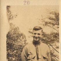 Image of Harry Morrissey - 1924.0001.020