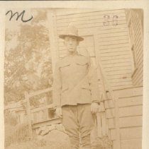 Image of Russell Gilbert Munroe - 1924.0001.036