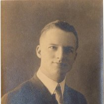 Image of Robert H Johnson - 1924.0001.044