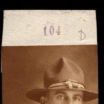 Image of William Wallace Davis - 1924.0001.104